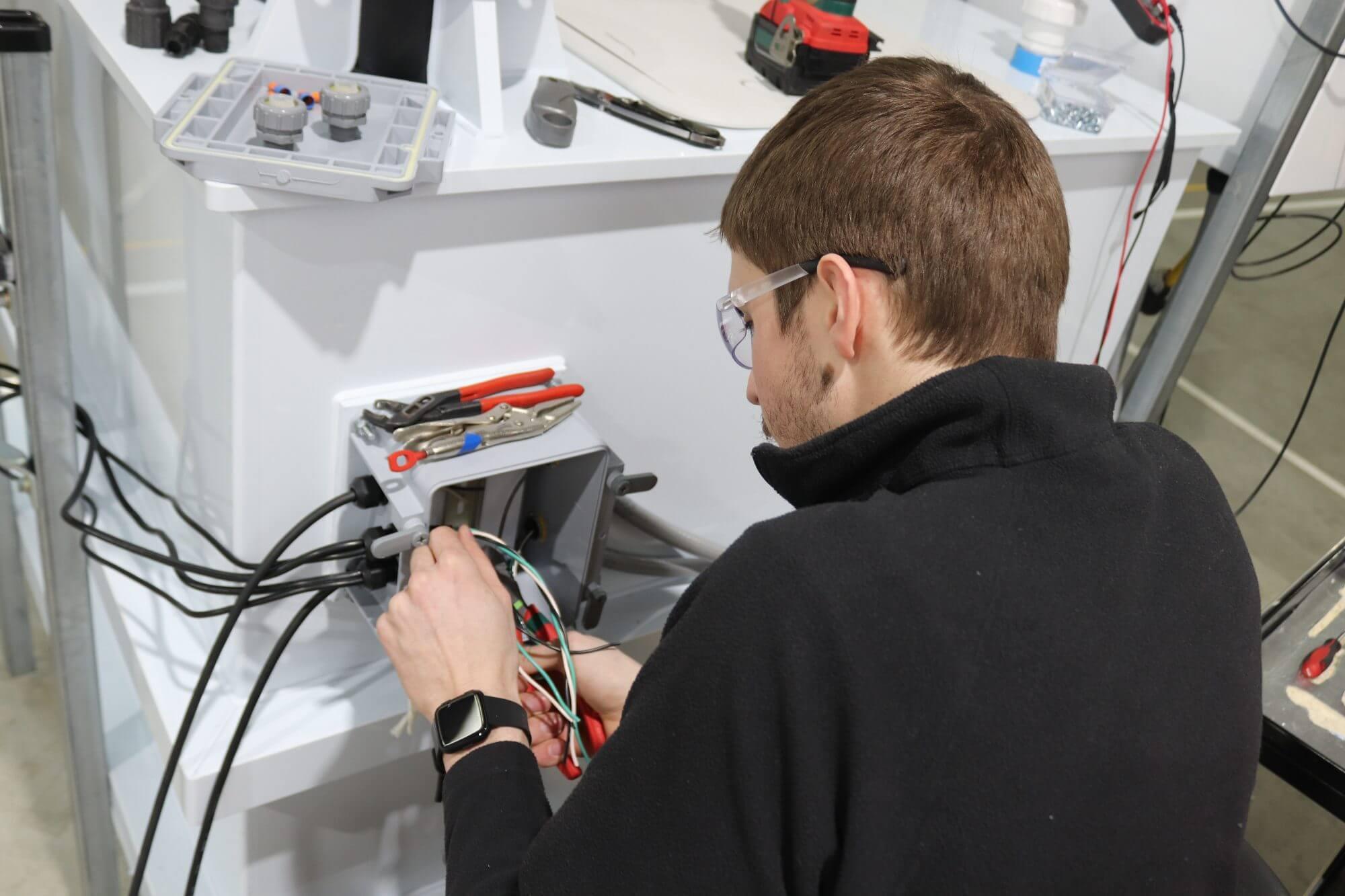 Troubleshooting pH neutralization equipment