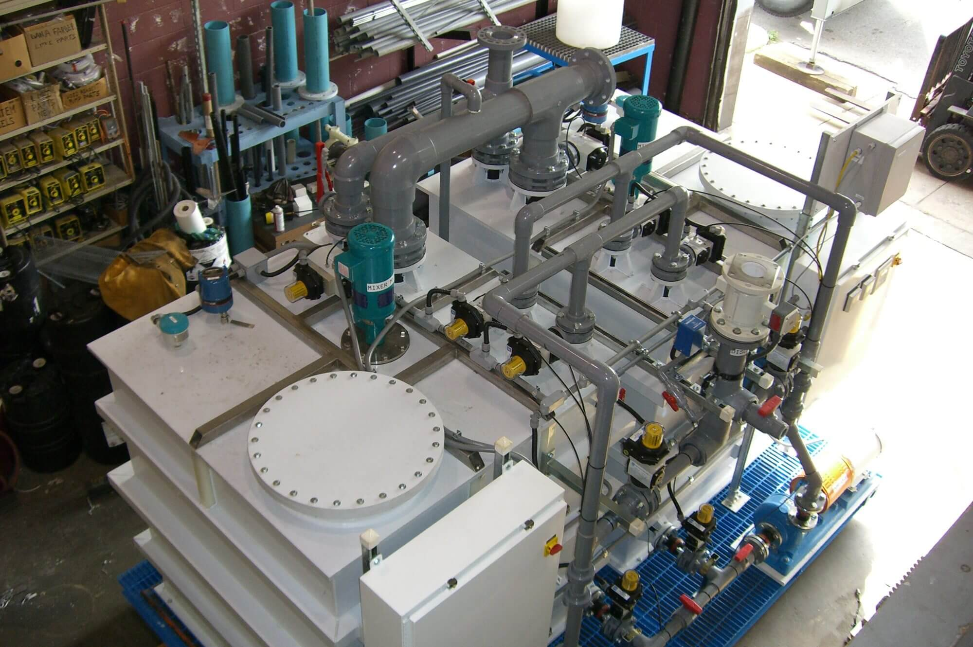 custom wastewater compliance system and software